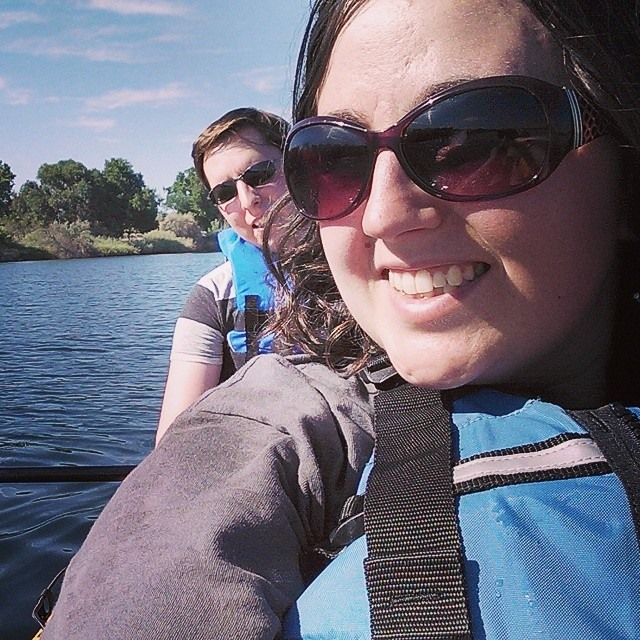 Kayaking!